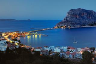 Grieķija - Peloponesa! 26.05.19 - 7 naktis!