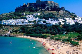 Grieķija - Rodas sala! 25.05.19 - 7 naktis!