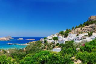 Grieķija - Rodas sala! 15.06.19 - 7 naktis!