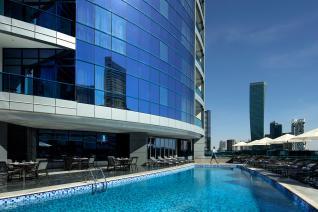 Radisson Blue Hotel Dubai Waterfront 5*